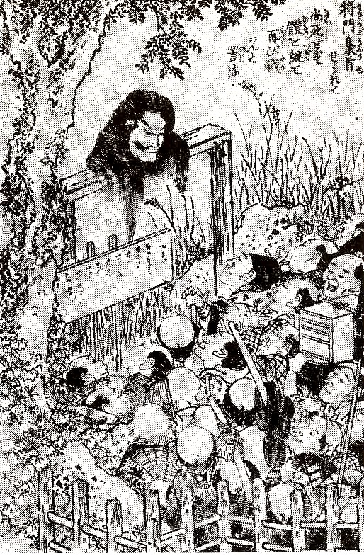 幽霊・亡霊・死霊・生霊・怨霊(その2)