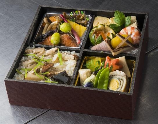 山ばな平八茶屋特別料理