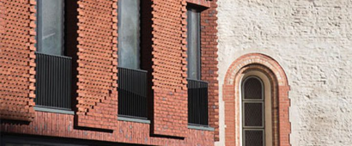 ラトビア、融合の建築展★京都工芸繊維大学 美術工芸資料館
