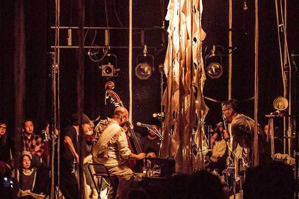 スズキタカユキ「仕立て屋のサーカス」★京都で開催