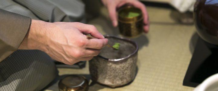 無鄰菴「日本茶を知る」vol.4抹茶