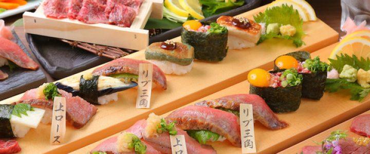 肉寿司専門店が烏丸エリアにオープン