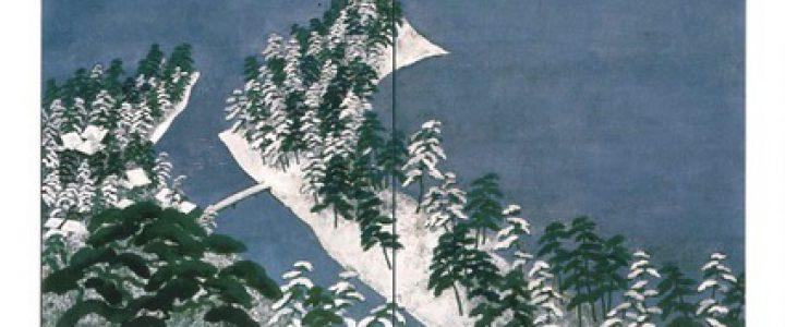 現代風景画の指標 麻田鷹司展