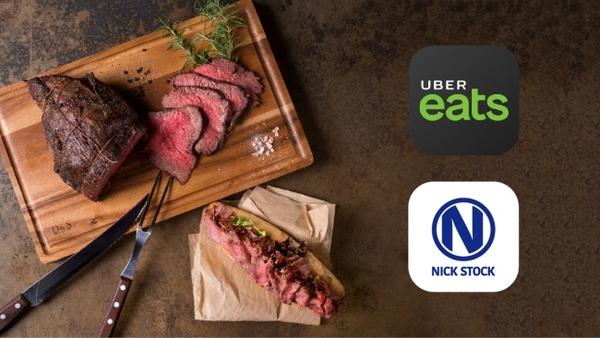 「NICK STOCK」の京都3店舗が「Uber Eats」でデリバリーサービス開始!