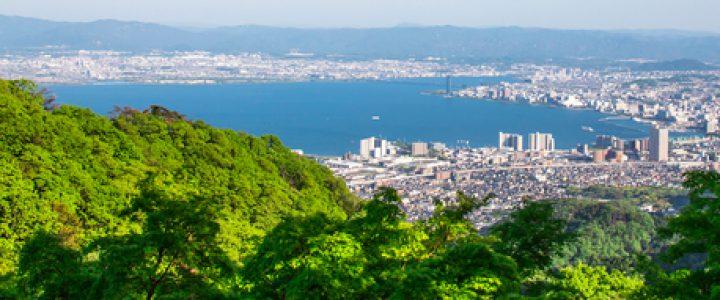 山と水と光の廻廊 ☆彡5℃涼しい比叡山