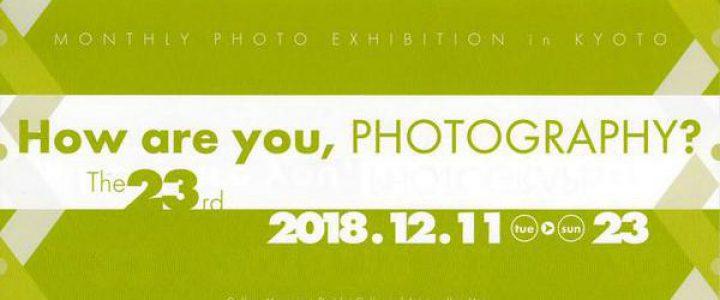 第19回 京都写真展★