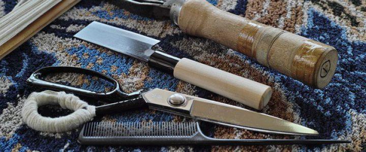 日本の伝統工芸 鍋島緞通 展示会 ★350年の継承 未来への挑戦