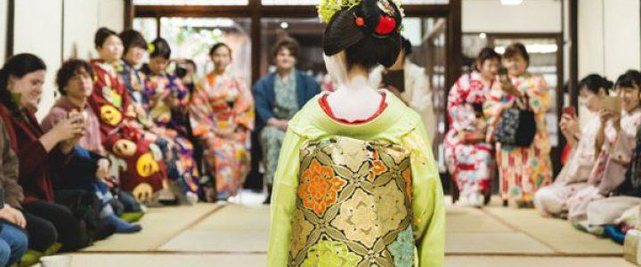 GWに舞妓さんに会いに行こう。京町家でMAIKO SHOW