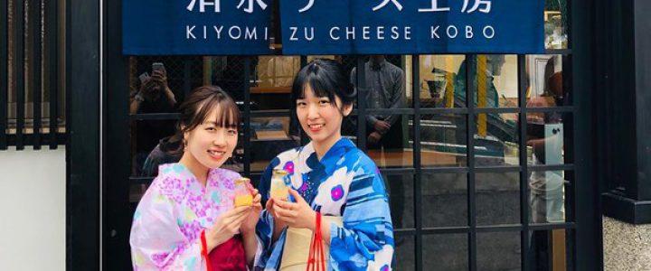 ボトルチーズケーキ  清水チーズ工房オープン!