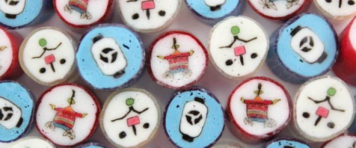 祇園祭限定キャンディ「パパブブレ」