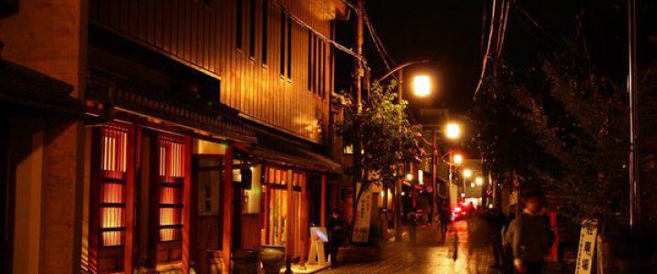 ♪ 街の灯りが とても綺麗ねニシジン 都ライト 2019