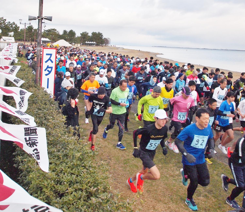 びわこ健康マラソン、ランナー募集