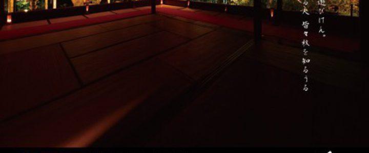 秋の夜灯り2019 大原勝林院・宝泉院