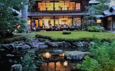 旧三井家下鴨別邸 夏の夜間開館