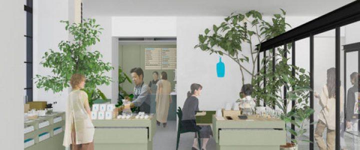 京都3店舗目「ブルーボトルコーヒー」木屋町カフェ