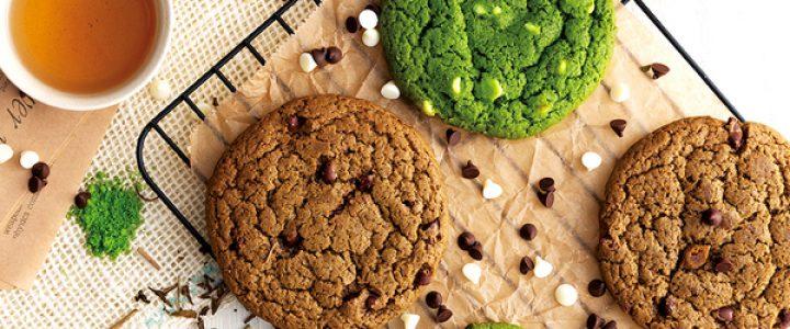 祇園辻利 しっとり柔らかい食感のソフトクッキー