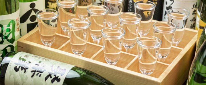 京都のラーメンに京都のお酒