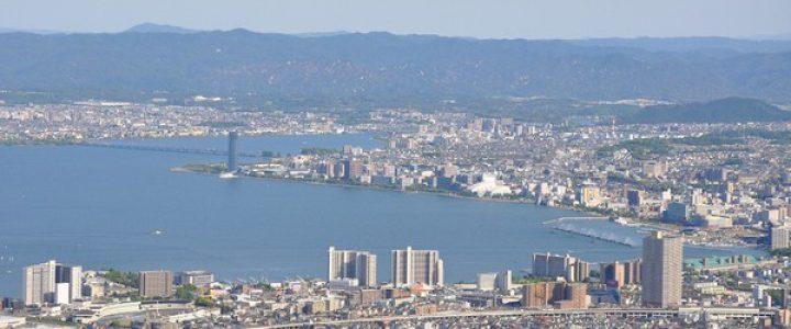 比叡山とびわ湖の絶景が楽しめる秋の近場旅