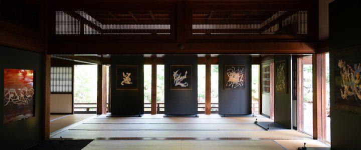 アーティスト山田 晋也 「胎内衆会 ーぼくらは何処にかえるのだろう」