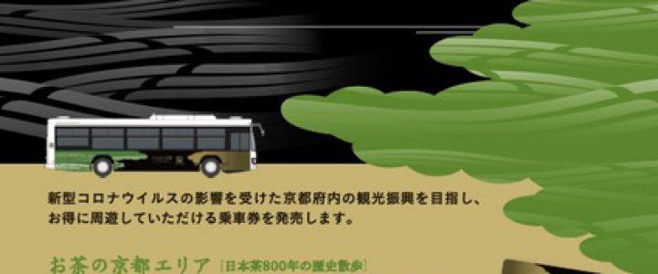 もうひとつの京都周遊パス お茶の京都エリア