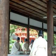夏越祓 上賀茂神社