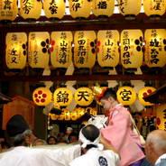 祇園祭 還幸祭 錦天満宮