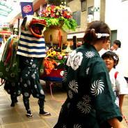 祇園祭 後祭 花傘巡行