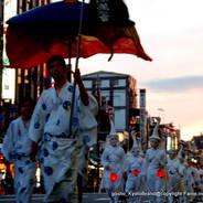 祇園祭 お迎え提灯
