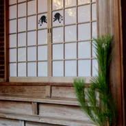 初詣  岡崎神社
