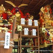 花暦 春祭  上御霊神社