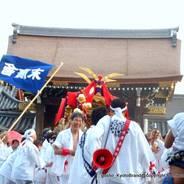 春祭 御霊祭 上御霊神社
