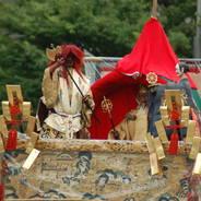祇園祭 役行者山