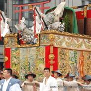 祇園祭 鯉山