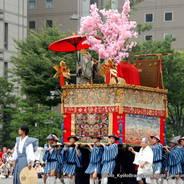 後祭 祇園祭 黒主山