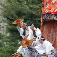 後祭 祇園祭 南観音山