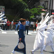 後祭 祇園祭 鷺踊