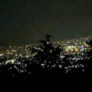 火祭 千日詣 愛宕山山頂
