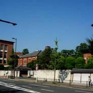 京都の近代 同志社 同志社今出川キャンパス