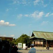 京都御所秋季一般公開   京都御所  春興殿