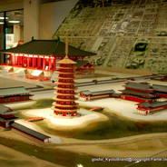 平清盛  法勝寺復元模型