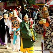 春祭 藤森祭  藤森神社