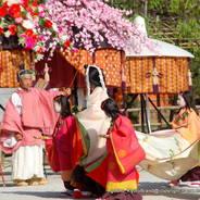 春祭 葵祭 上賀茂神社 斎王代