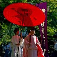 剣鉾 粟田祭 粟田神社