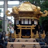 神輿洗 祇園祭