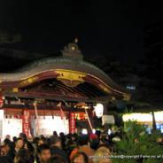 七福神めぐり 七福神まいり 初ゑびす 十日ゑびす 京都ゑびす神社 事代主神 水蛭子 戎三郎