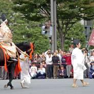 時代祭 京都御所 平安神宮