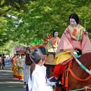 葵祭 加茂街道