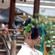 葵祭 路頭の儀 下鴨神社