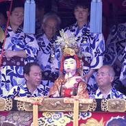 祇園祭 山鉾巡行 長刀鉾