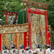祇園祭 山鉾巡行 鯉山